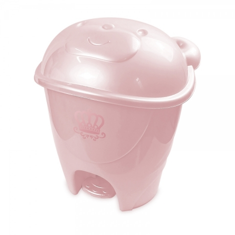 Infant's Bin with pedal Fofura 12 Liters Majestic